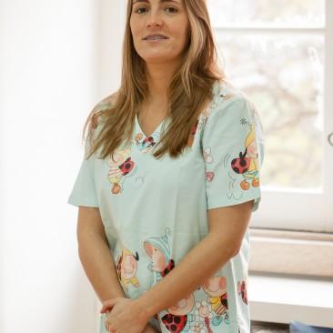 Sara Vasconcelos – Enfermeira Pediátrica