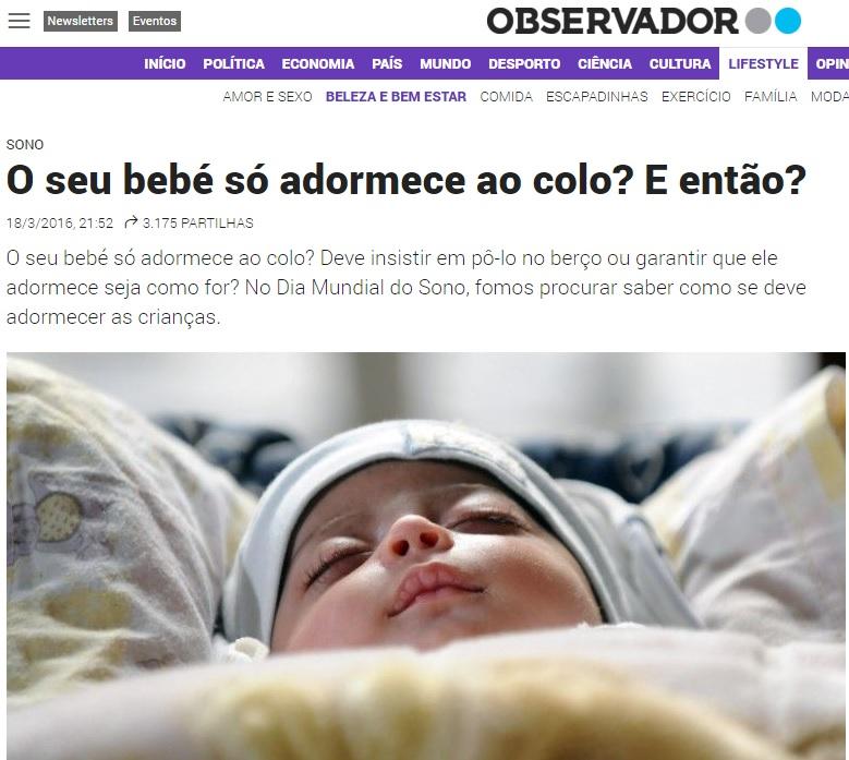 centro do bebe observador