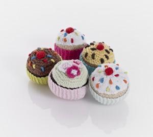 Pebble Cupcakes