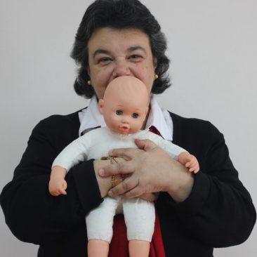 Luísa Sotto-Mayor – Enfermeira Obstetra