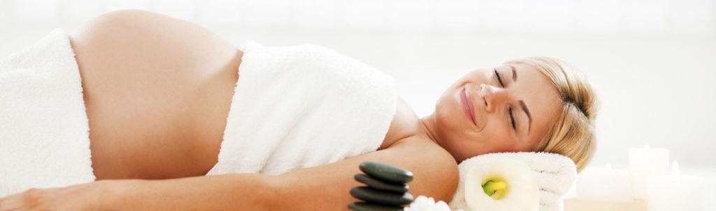 Massagem da grávida - Centro do Bebé