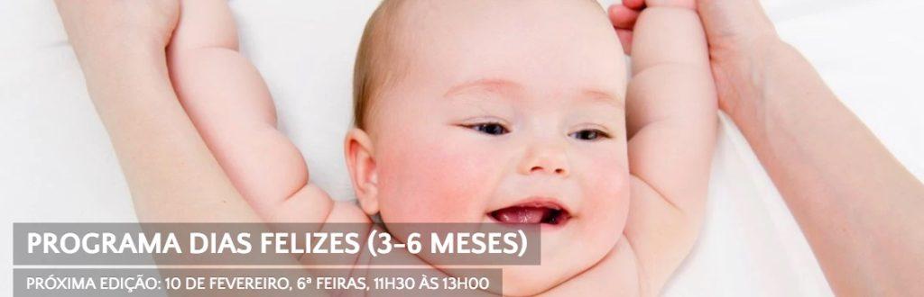 PROGRAMA DIAS FELIZES (3-6 MESES)